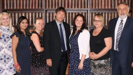 Yorkshire firm celebrates two nominations in prestigious regional awards