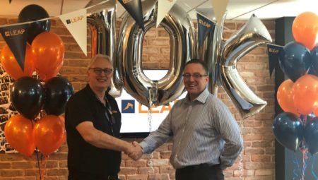 LEAP reaches 10,000 UK users