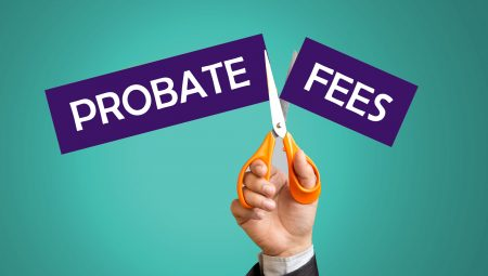 Probate Fees, Are There Options For mitigation?