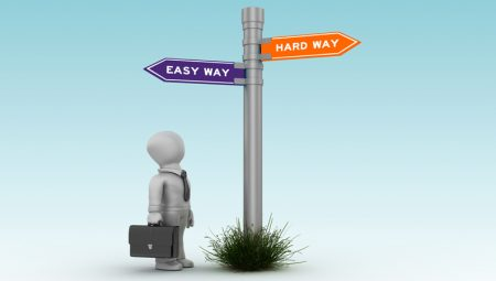 Choose The Easy Route, Choose Countrywide Legacy!