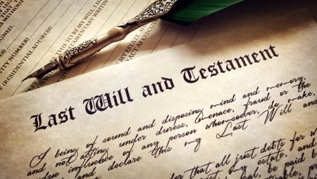 Disputing A Will: The Formal Requirements For Validity
