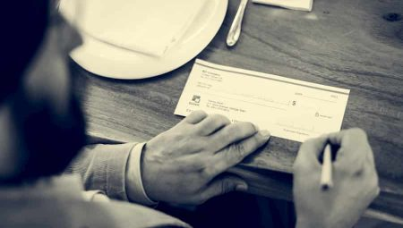 Could Bank Ruling Mean Time Is Running Out For Cheques?