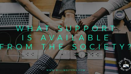 What Support Is Available From The Society?