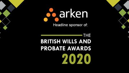 Introducing The British Wills & Probate Award's Headline Sponsors: Arken.legal (UK) Ltd
