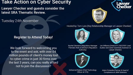 Lawyer Checker to Host Crucial Panel Discussion as Cybercrime Reaches New Heights