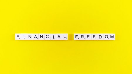 Financial Freedom when you need it most