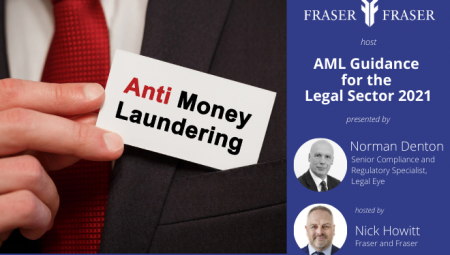 LSAG AML Guidance for the Legal Sector 2021 – what does it mean for Risk Assessment, Due Diligence and Training?