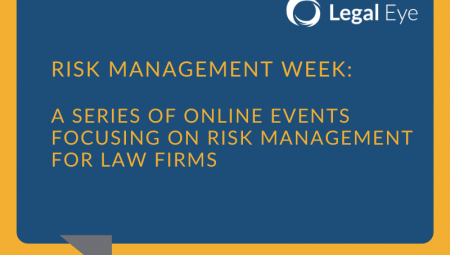 Risk Management Week Online with Legal Eye