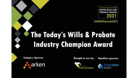 Industry Champion vote final days and awards tickets selling fast