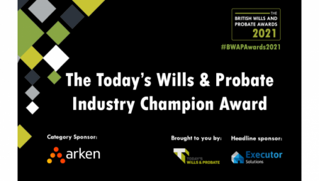 Don't forget to vote for your Industry Champion