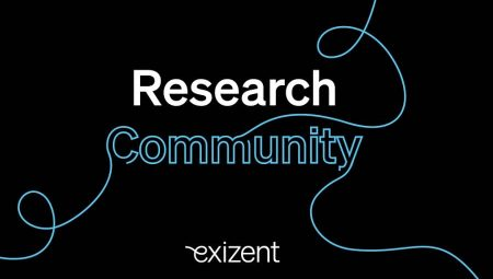 Exizent seeks new contributors for their Research Community