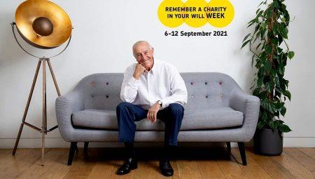 Landmark legacy achievement as Remember A Charity Week starts