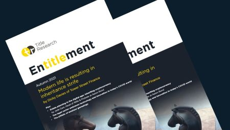 Introducing the autumn 2021 edition of Entitlement from Title Research